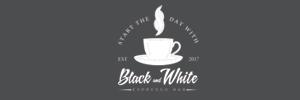 Black & White Espresso Bar